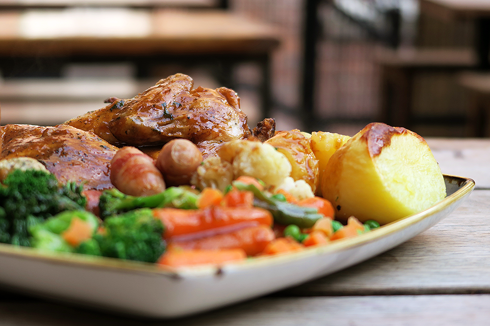 Nation of Shopkeepers Sunday roast review