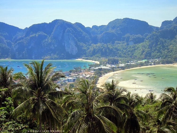 Phi Phi look out point
