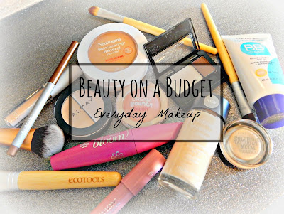 Drugstore Makeup-an everyday makeup look on a budget https://www.pinterest.com/the_hollypaige/  thehollypaige.blogspot.com