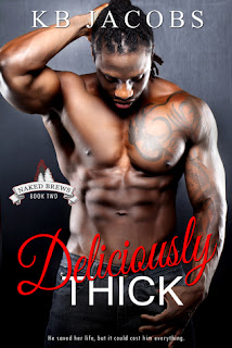Deliciously Thick by K.B. Jacobs