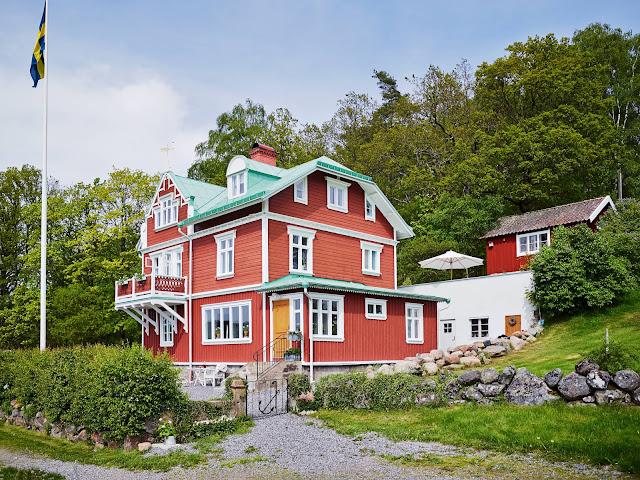 Perfect Scandinavian Style House