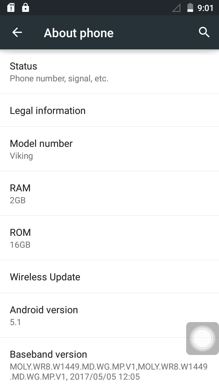 Mione Viking Firmware