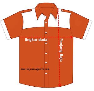 cara mudah mengukur baju anak TK PAUD