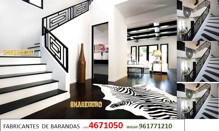 Barandas para escaleras de hierro excellent barandillas for Escalera interior barata