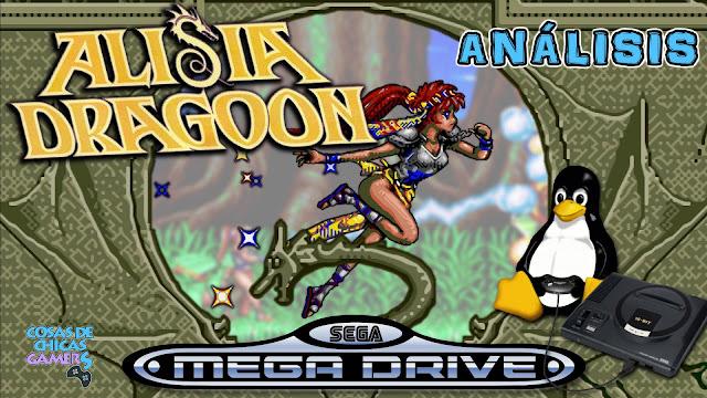 ALISIA DRAGOON - ANALISIS
