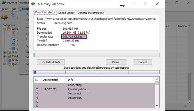Cara Mempercepat Download IDM dengan Pengaturan IDM