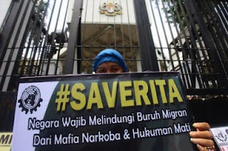Seorang TKW (Rita) Terancam Hukuman Di Malaysia dan ini reaksi pemerintah - Commando
