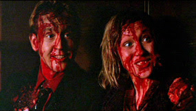 Two Zombies at the cinema, still from film An American Werewolf in London