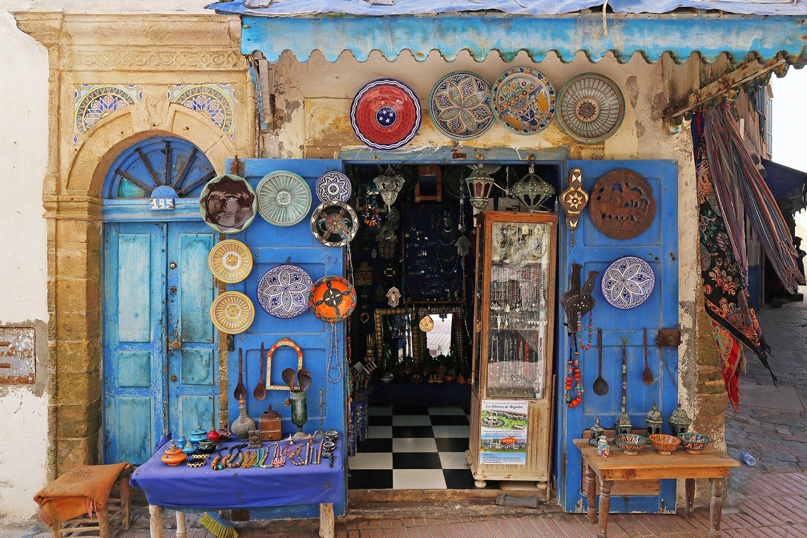 The Santorini of North Africa? The seaside town of Essaouira is the antithesis to everything I had yet experienced in Morocco.