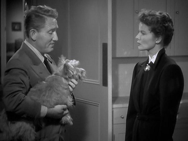 Кэтрин Хепбёрн и Спенсер Трейси: :Любовь на экране и в жизни.3. «Без любви» 1945