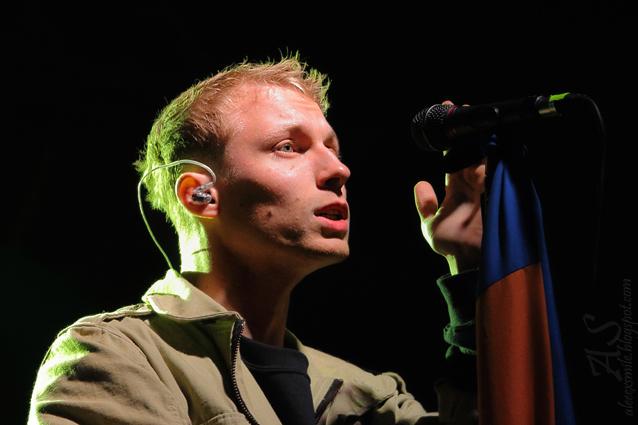 Relacja z koncertu - koncert zespołu LemON  2015