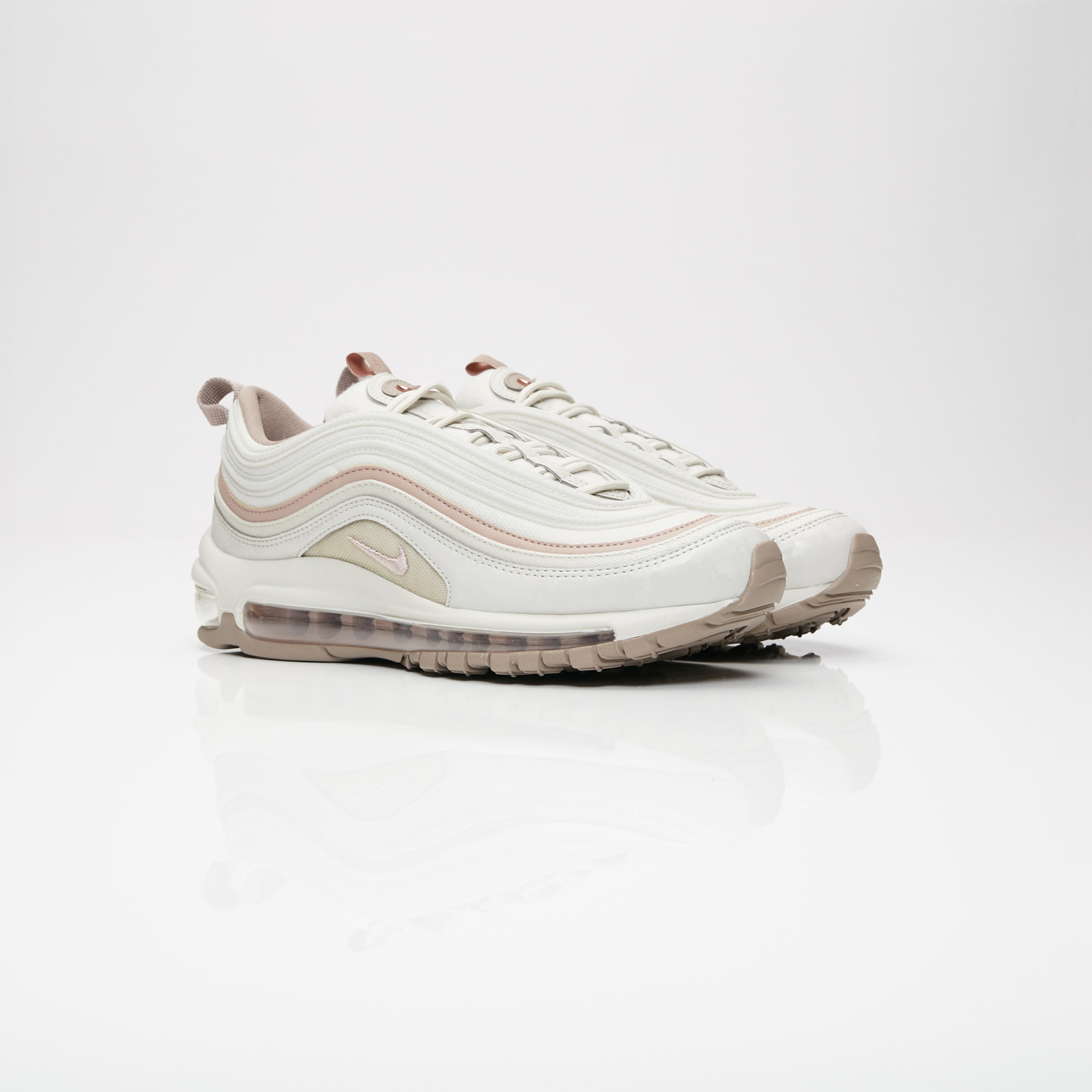 quality design 2f930 aaf17 Nike Wmns Air Max 97 Premium Light Bone