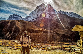 VITAL TRAINING FOR EVEREST BASE CAMP TREK