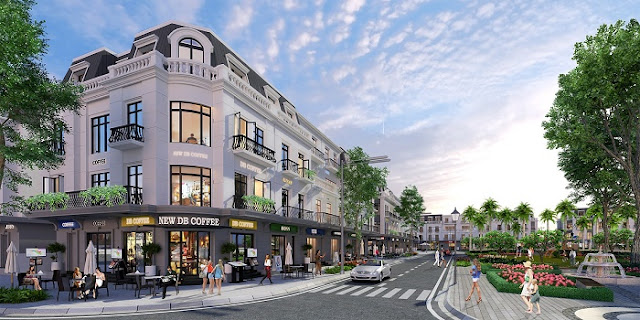 Shophouse Vinhomes Thanh Hóa