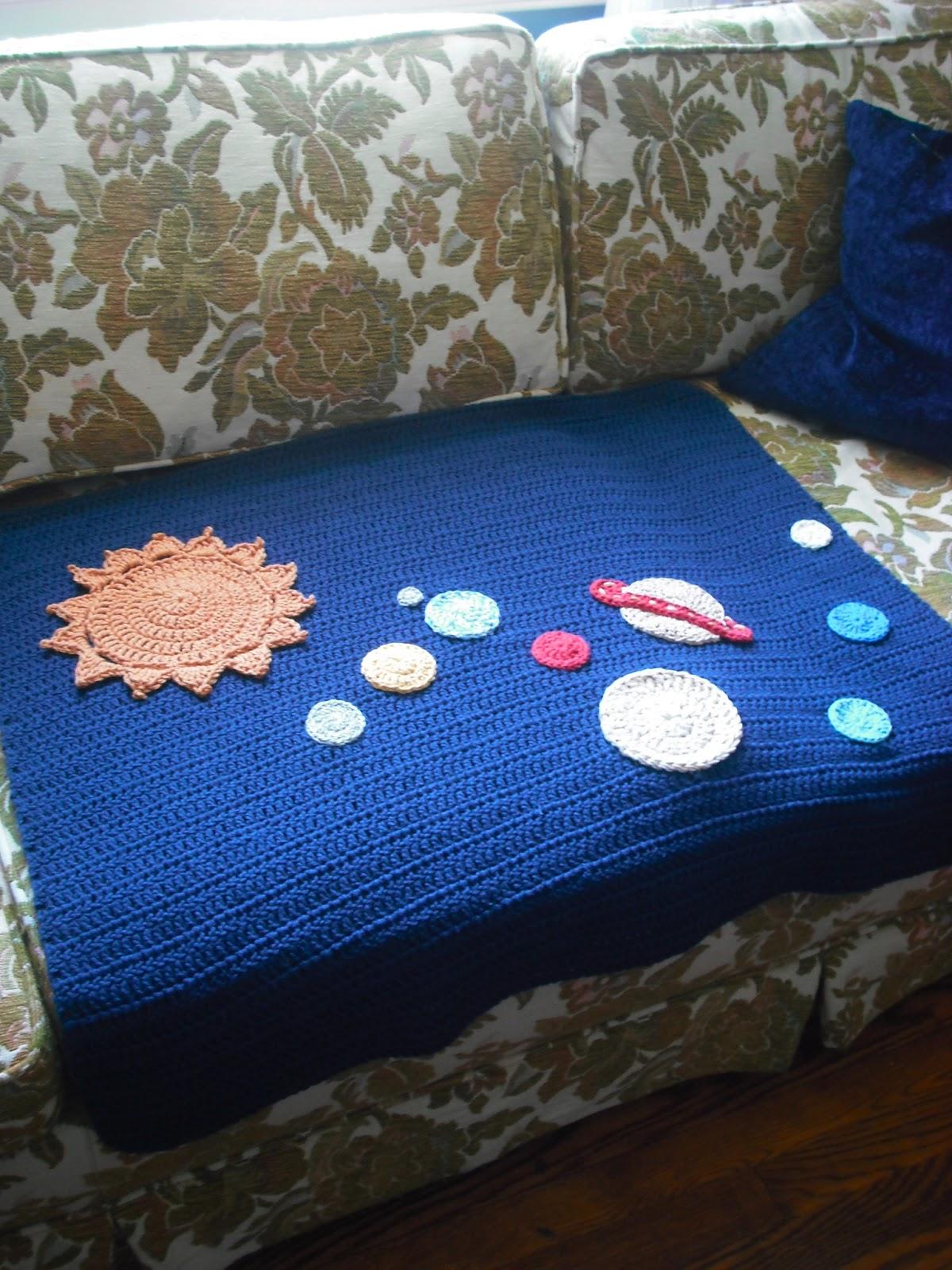 solar system blankets - photo #2