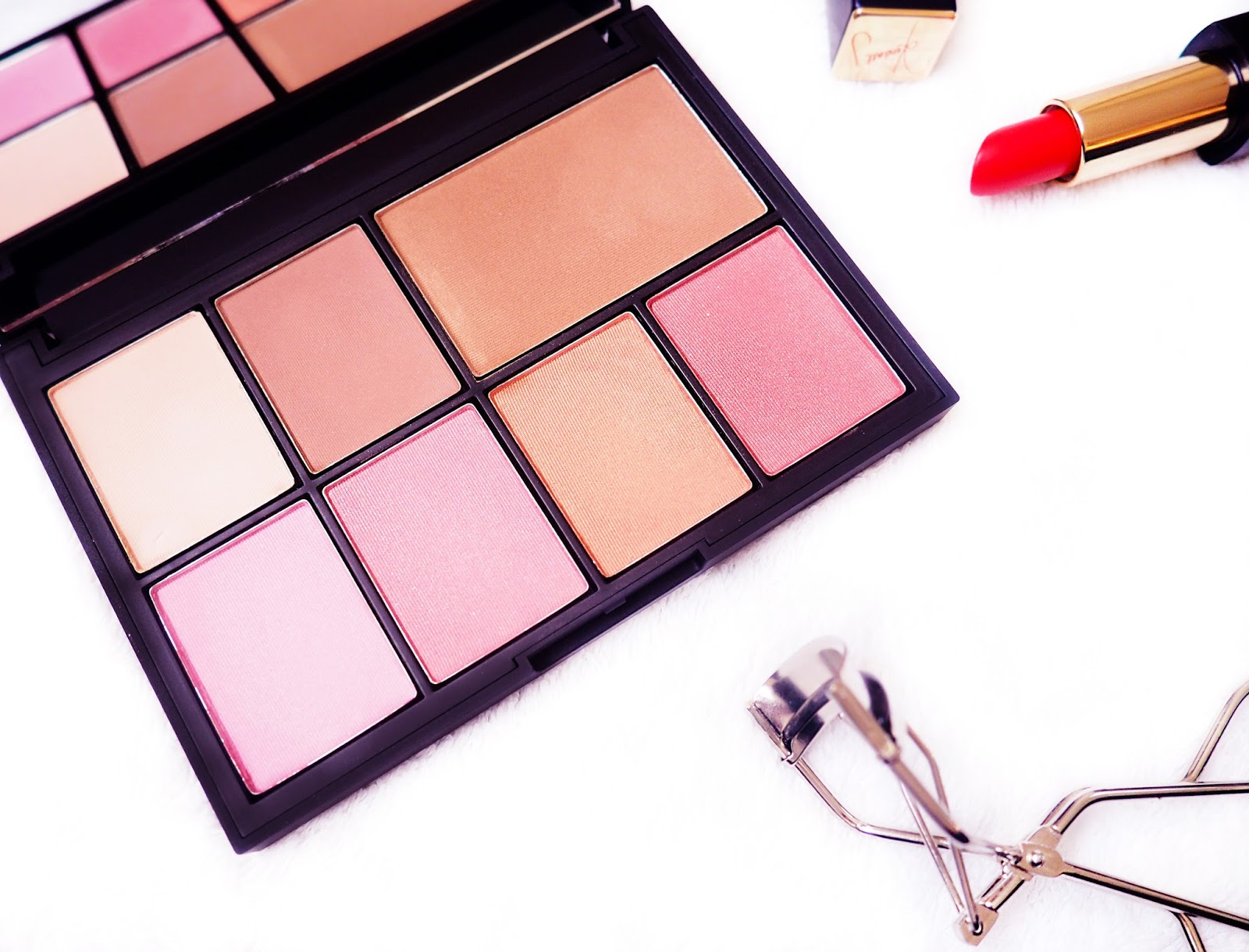 NARS Steven Klein One Shocking Moment Palette Review