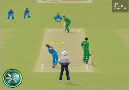 EA Cricket 2000 Free Download For PC