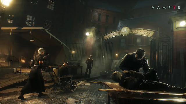 Download Game Vampyr Full Version