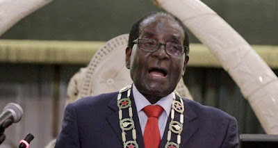 Man jailed for Mugabe jokes