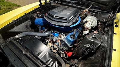 1971 Ford Torino Cobra Fastback 351 Machine Specs