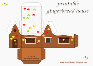 17 free printable diy paper houses free lantern houses free printable diy gingerbread house from me in lila park pronofoot35fo Choice Image