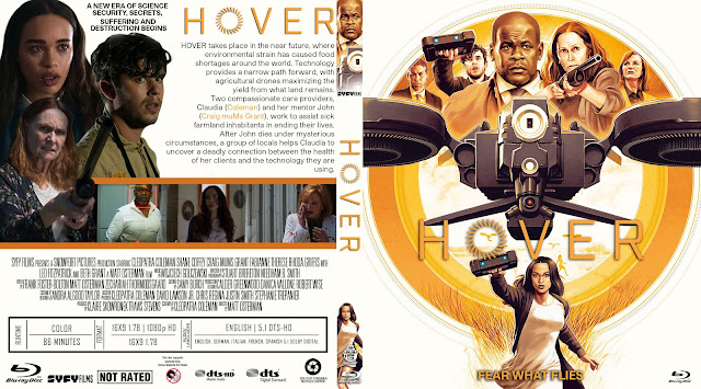 Hover Bluray Cover