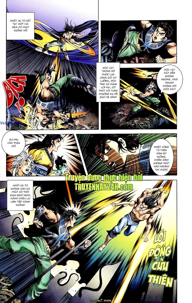 Cơ Phát Khai Chu Bản chapter 114 trang 27