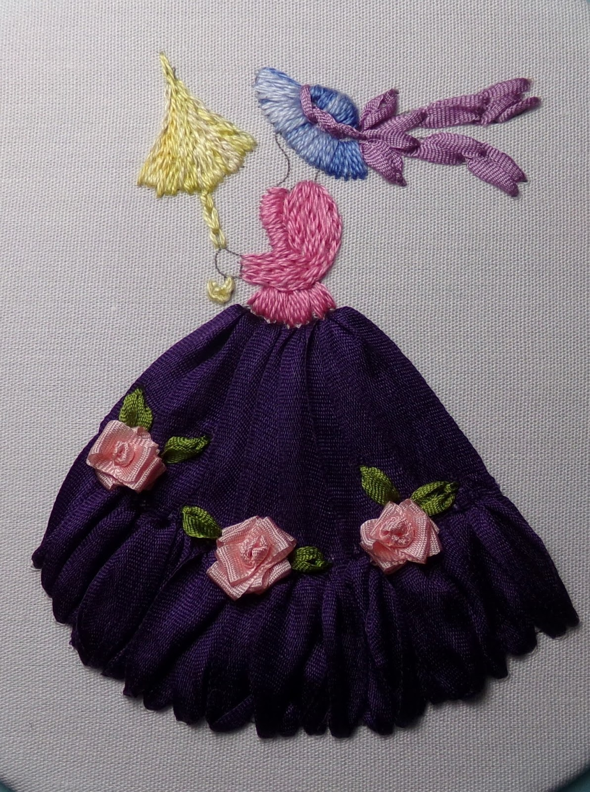 Shawkl Open Registration Icqc 105 Silk Ribbon Embroidery And More