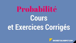 Probabilité - Cours et Exercices Corrigés en Probabilité - Mr. Hilal pdf