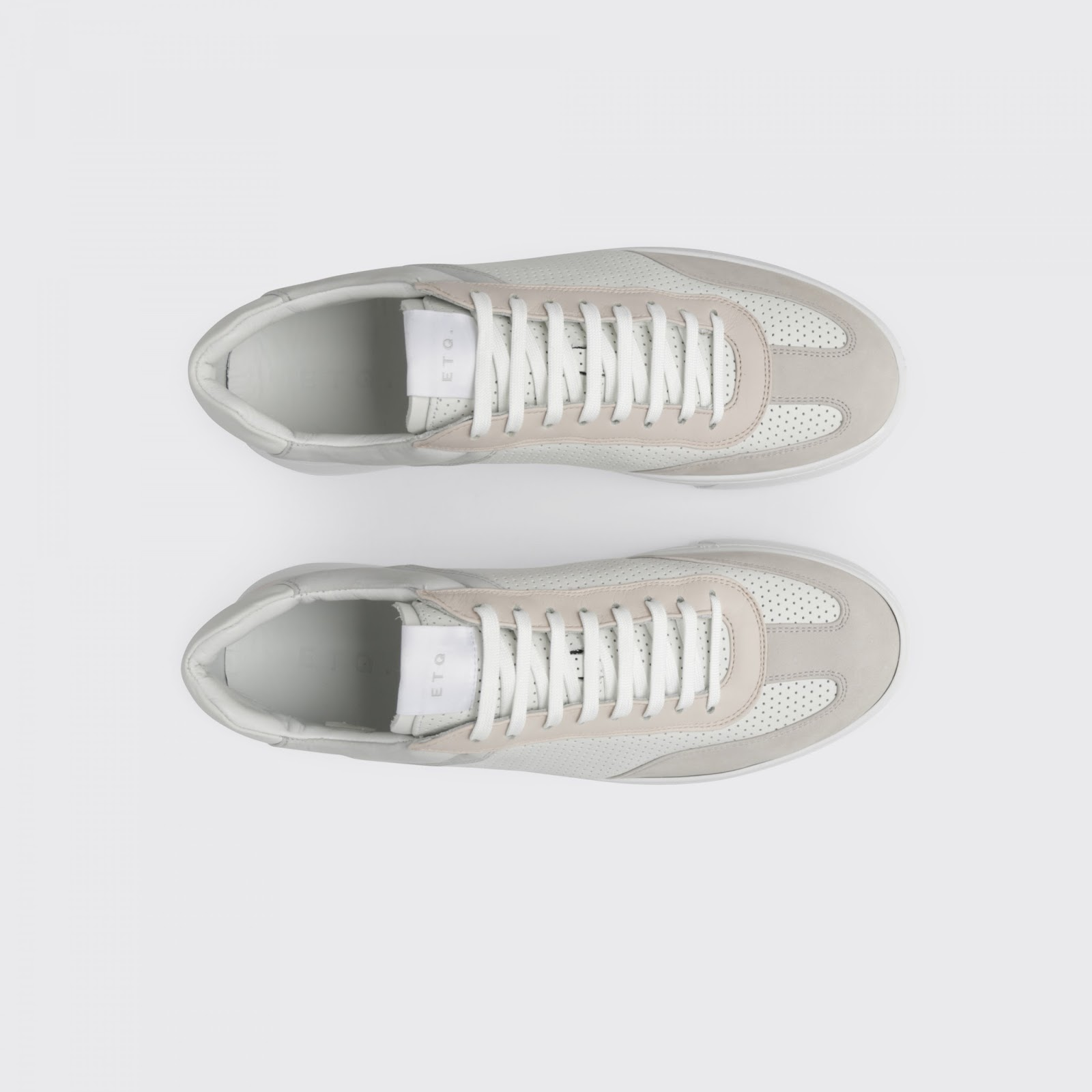 331370d4f10 Perfectly Paled: ETQ Amsterdam Low 5 Pale Pink Sneaker | SHOEOGRAPHY