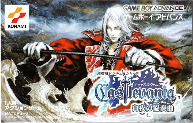 Castlevania HoD Gameboy Advance