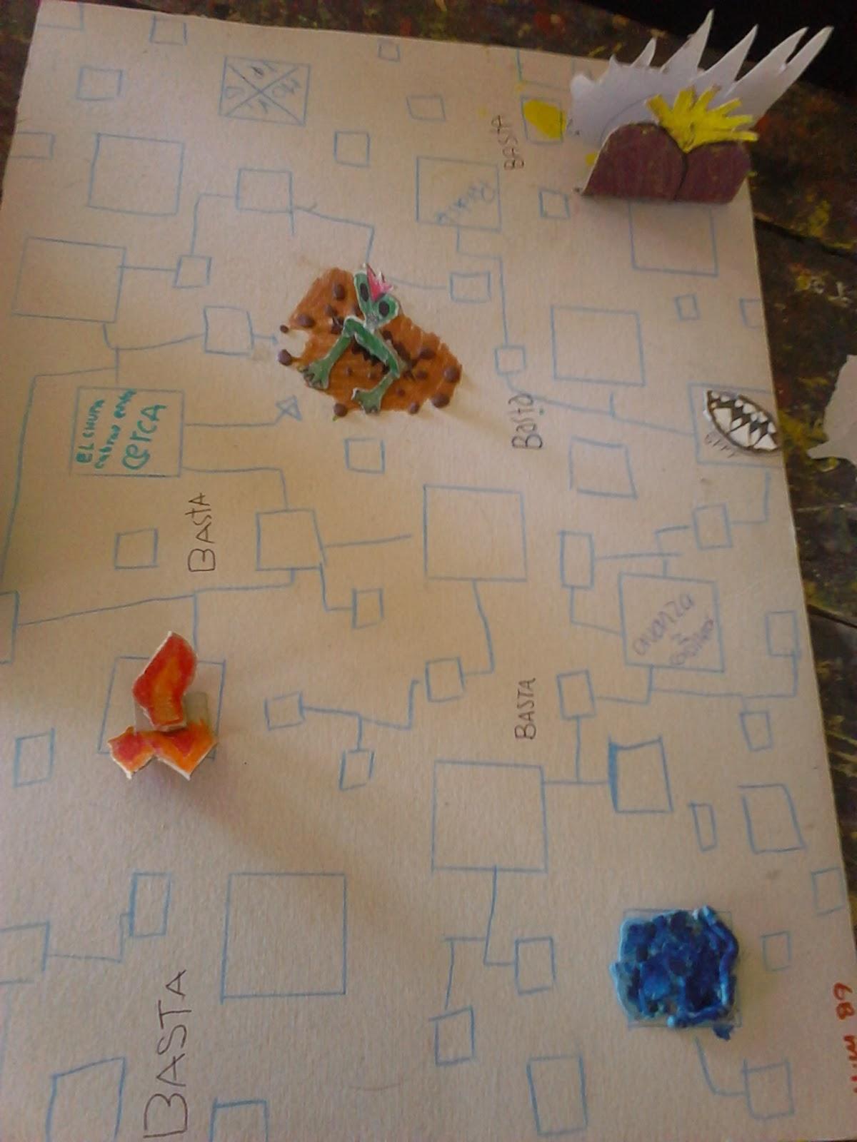 Juegos De Mesa Divertidos En Proceso De 6tos Grados