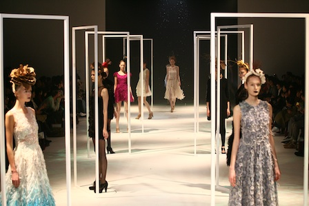 Amazing Runway Shows By M