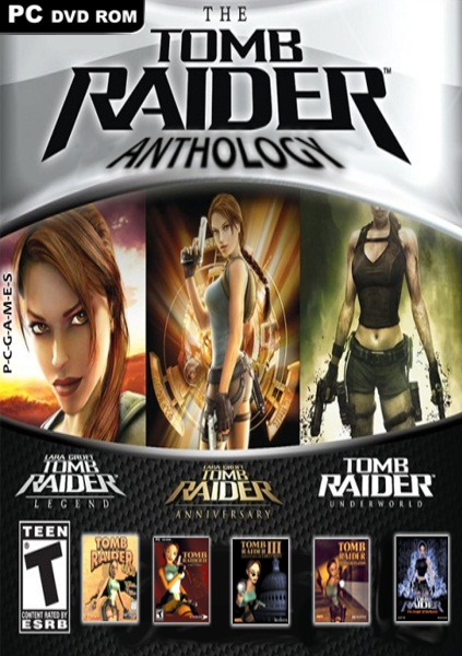 Tomb Raider - Anthology (1996-2016)