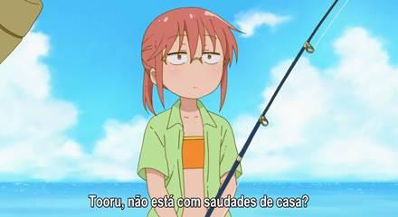 Kobayashi-san Chi No Maid Dragon – Episódio 07 – Um Verão De se Esperar!(O Episódio de Fanservice, Francamente)