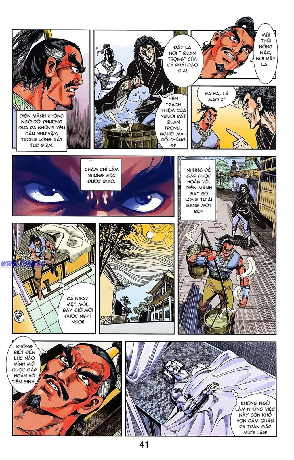 Tần Vương Doanh Chính chapter 15 trang 15