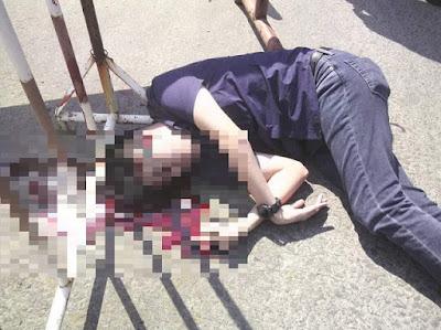 Ambil 300 Juta, Pria Ini Tewas Ditembak Kepalanya Oleh Perampok