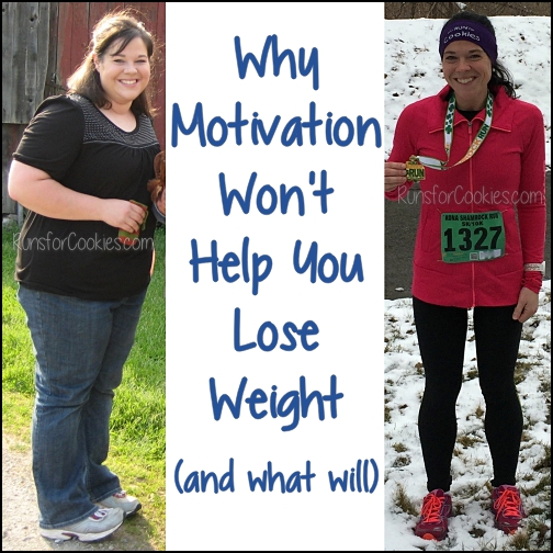 Why Motivation Won't Help You Lose Weight (And What Will)