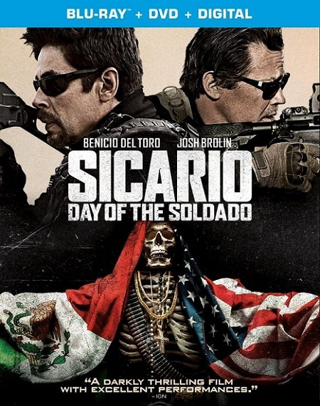 Sicario: Day of The Soldado (Sicario: El día del soldado) (2018) 720p y 1080p BDRip mkv Dual Audio AC3 5.1 ch