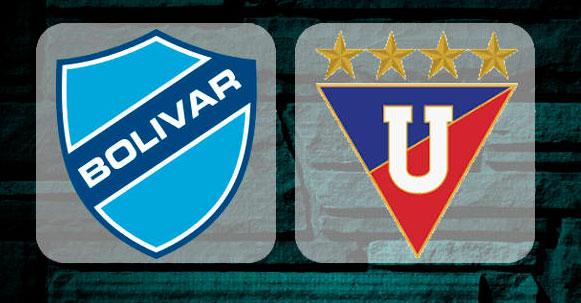 En vivo vs. LDU Quito - Copa Sudamericana