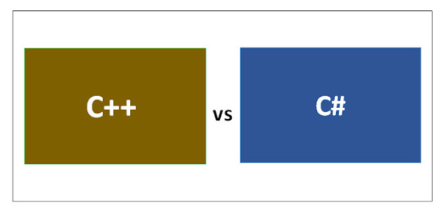difference between C++ and C# | C++ vs C sharp