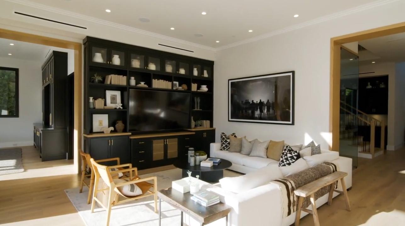 Luxury Home Interior Design Tour vs. 4511 Hayvenhurst Ave, Encino, CA