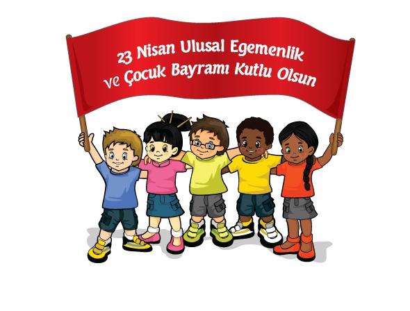 23 Nisan Ulusal Egemenlik ve Çoçuk Bayramı