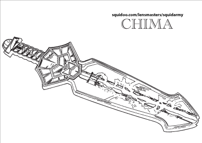 chima lennox sword chima