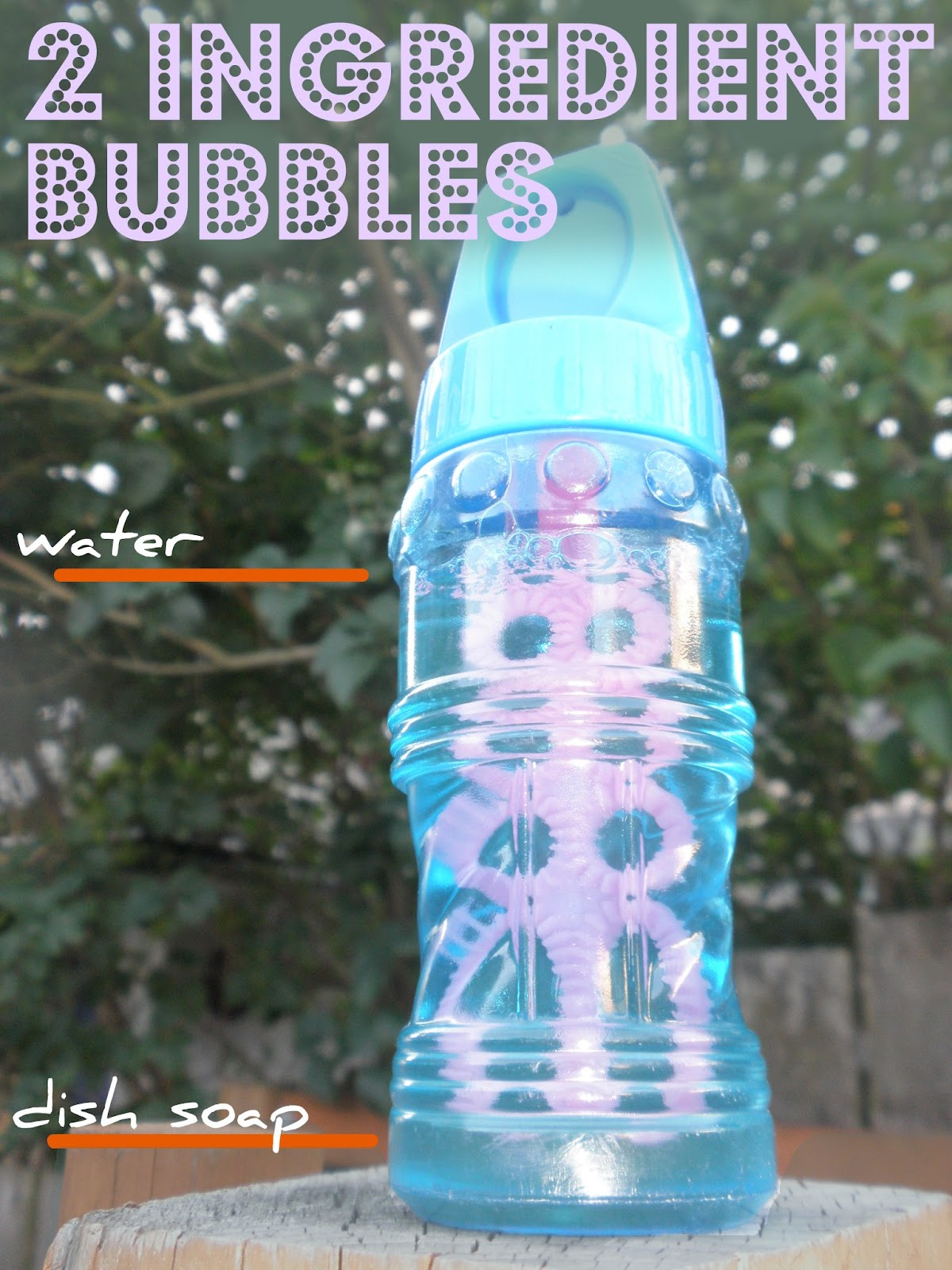 Silly Sane 5 Things To Do With Bubbles