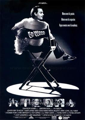 Ed Wood, Tim Burton, Johnny Depp, Martin Landau, Bela Lugosi