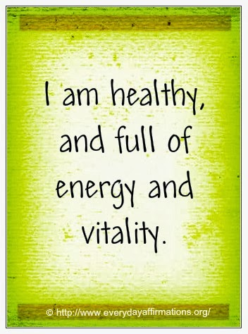 Affirmations for Health, Daily Affirmations