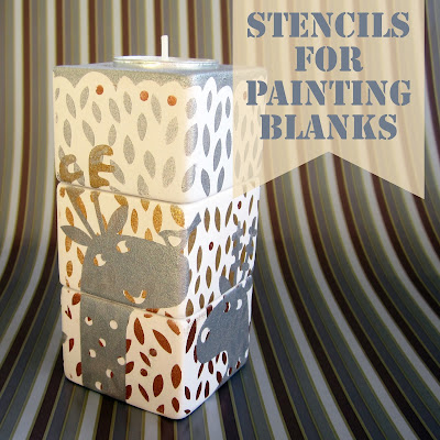 Stencils for Ceramics