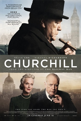 Film Churchill 2017 Bioskop