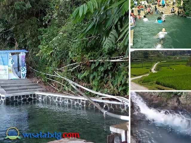 Mata Air Campaka, Wisata Alam Nan Sejuk di Bandung Selatan